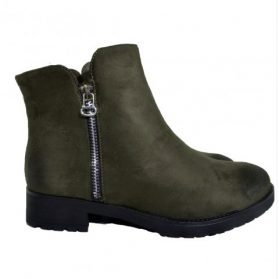 army suede boots