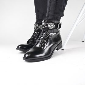 AMY STRASS BOOTS