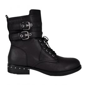 Amaze belted boots